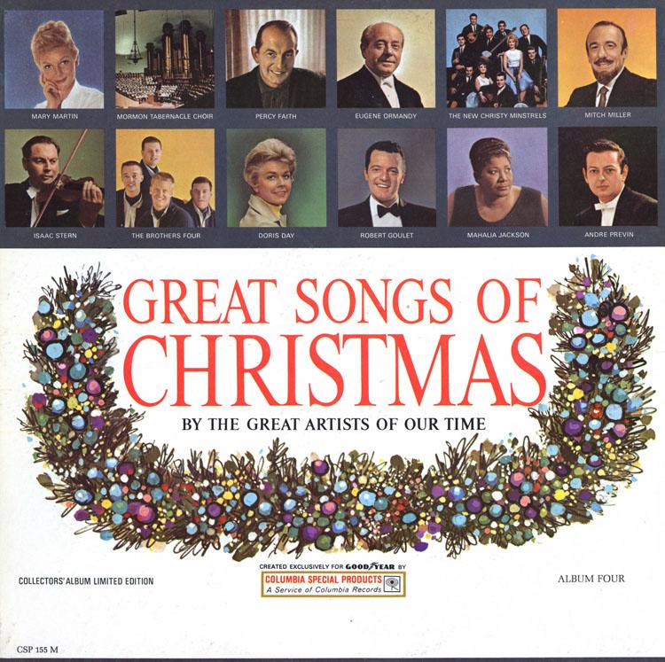 Firestone Your Favorite Christmas Album & Lp, albums, Lps